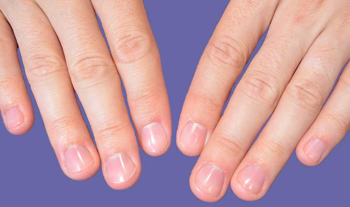 Ногти характер мужчина фото