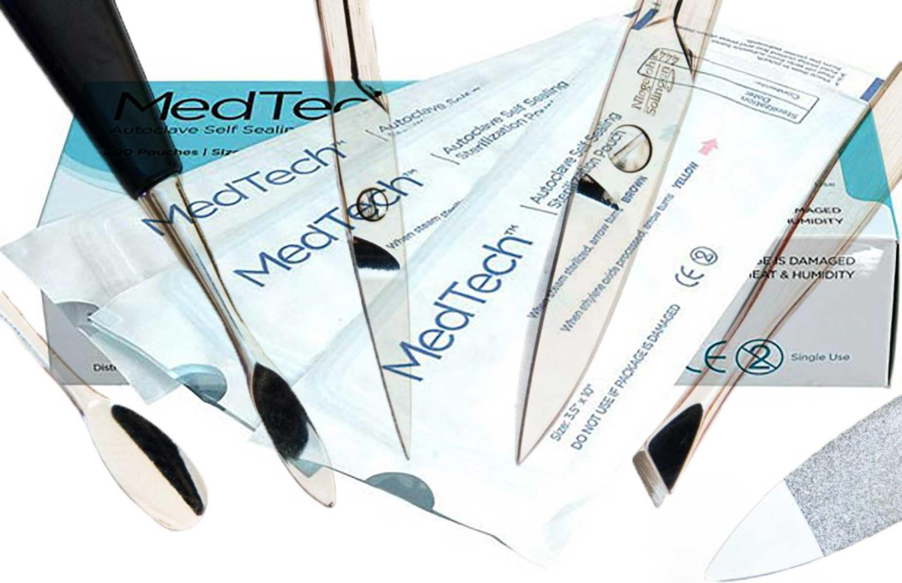 Palo Alto sterilized client pouch